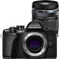 Olympus OM-D E-M10 Mark III + M.Zuiko Digital ED 14-150mm f/4-5.6 II - Preto