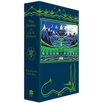 The Hobbit - Facsimile Gift Edition