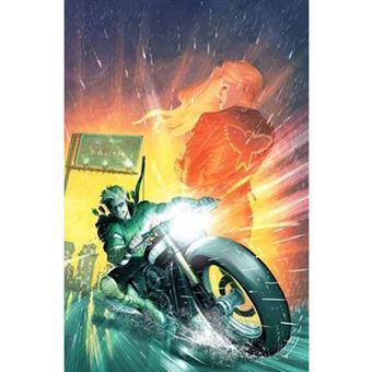 Green arrow vol. 5 hard travelin' h
