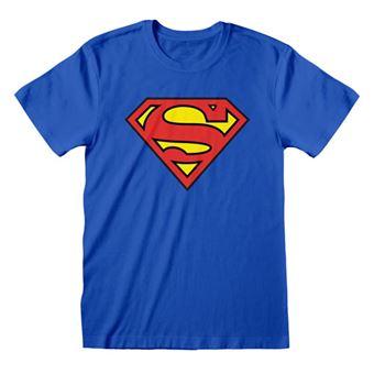 T-Shirt Superman Logo - Tamanho S