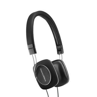 Bowers & Wilkins P3 Series 2 Fita de cabeça Binaural Com fios Preto auricular para telemóvel