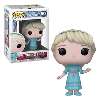 Funko Pop! Frozen 2: Young Elsa - 588