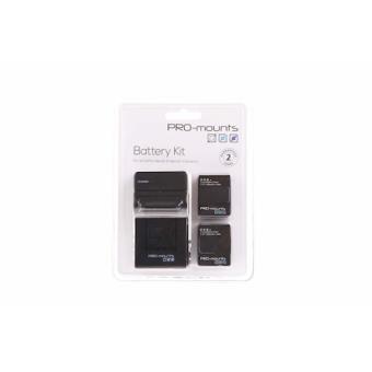 Promounts PM2013GP100 Automático Preto carregador de bateria