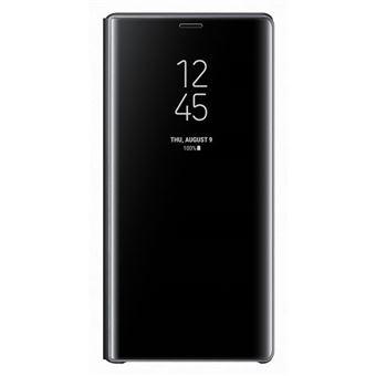 Capa Samsung Clear para Galaxy Note9 - Preto