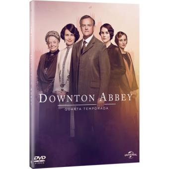 Downton Abbey - 4ª Temporada - DVD