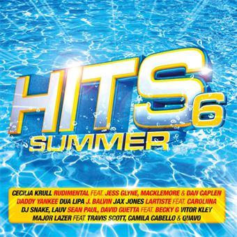 Hits 6 Summer - CD