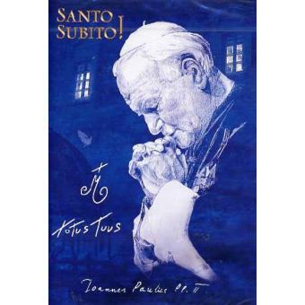 JOAO PAULO II-SANTO SUBITO (DVD)