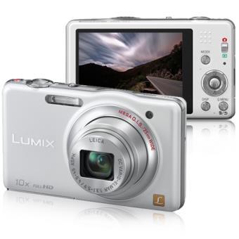 Panasonic Lumix SZ7 Branca