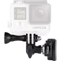 Suporte GoPro Frontal e Lateral para Capacete