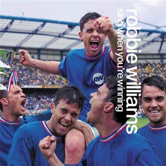 Sing When You're Winning - CD