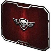 Tapete Rato Spirit Of Gamer Skull - Vermelho