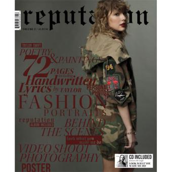 Reputation Vol. 2 (Deluxe)