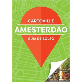 Amesterdão - Guia de Bolso Cartoville