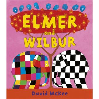 Elmer and Wilbur - Board Book