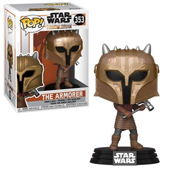 Funko Pop! Star Wars The Mandalorian - The Armorer - 353
