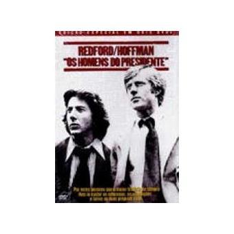 Os Homens do Presidente - Edição Especial - DVD