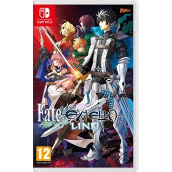 Fate Extella Link - Nintendo Switch