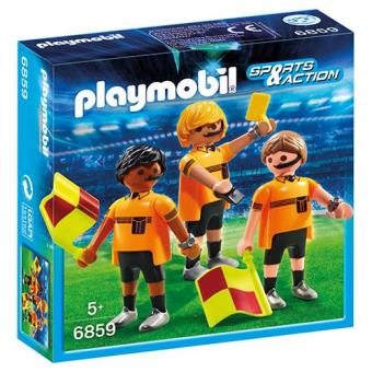 Playmobil Sports & Action 6859 Equipa de Arbitragem