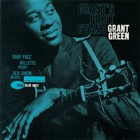 Grant's First Stand - LP 12''