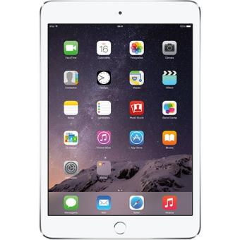 Apple iPad Mini 3 - 128GB Wi-Fi (Prateado)