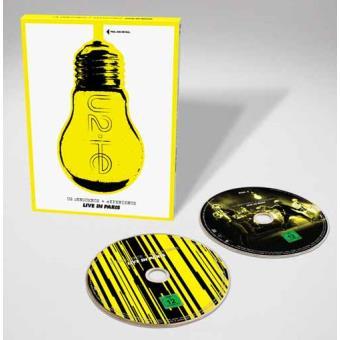 U2: iNNOCENCE + eXPERIENCE – Live in Paris (2DVD)
