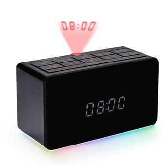 Rádio Relógio Thomson CL300P com Projetor