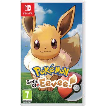 Pokémon: Let's Go Eevee - Nintendo Switch