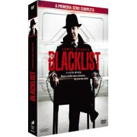 The Blacklist - 1ª Temporada (DVD)