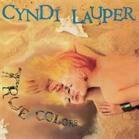 True Colors - LP 180g Coloured Vinil 12''