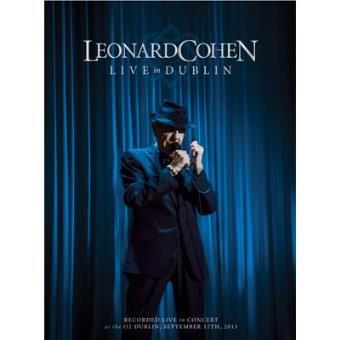 Leonard Cohen: Live In Dublin - 12.9.2013