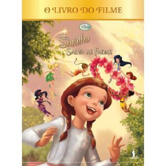 Sininho Salva as Fadas - O Livro do Filme