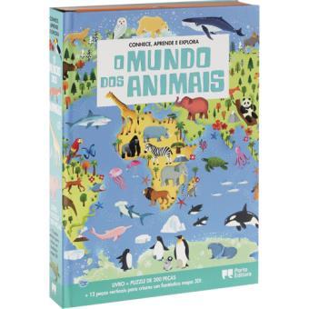 Conhece, Aprende, Explora: O Mundo dos Animais
