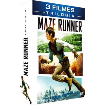 Maze Runner - Trilogia - DVD