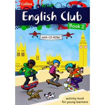 English Cartoon Book
