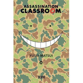 Assassination Classroom - Livro 14: Hora do Fim das Aulas