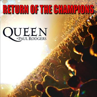 Return of the Champions - Live  (2CD)