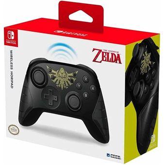 Comando Sem Fios HORI para Nintendo Switch - HoriPad The Legend of Zelda