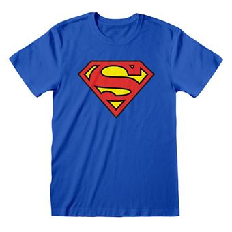 T-Shirt Superman Logo - Tamanho M