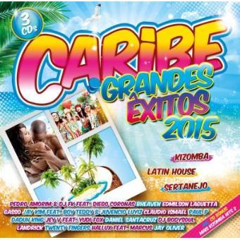 Caribe - Grandes Êxitos 2015 (3CD)