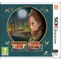 Layton´s Mystery Journey: Katrielle and the Millionaires´ Conspiracy 3DS