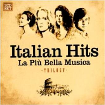 Italian Hits: La Piu Bella Musica - Triology (3CD)
