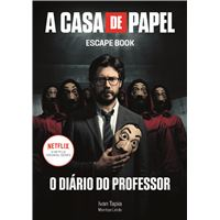A Casa De Papel - Escape Book