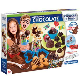 Laboratório de Chocolate - Clementoni