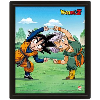 Poster 3D Lenticular Dragon Ball Z: Turning The Tide of Battle
