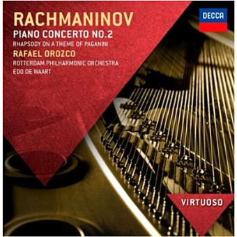 Piano Concerto nº 2   Rhapsody on a Theme of Paganini