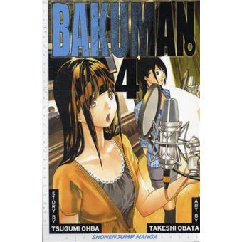 Bakuman - Volume 4