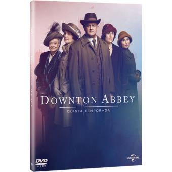 Downton Abbey - 5ª Temporada - DVD