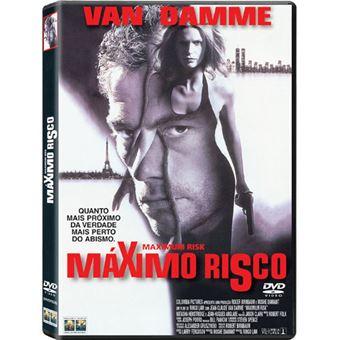Máximo Risco - DVD
