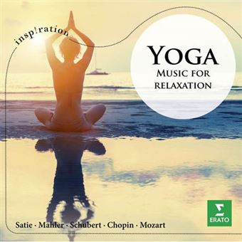 Yoga: Music for Relaxation - CD