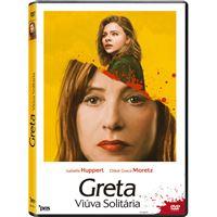 Greta: Viúva Solitária - DVD